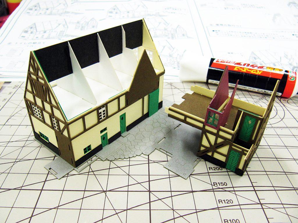 グーチョキパン店の作り方