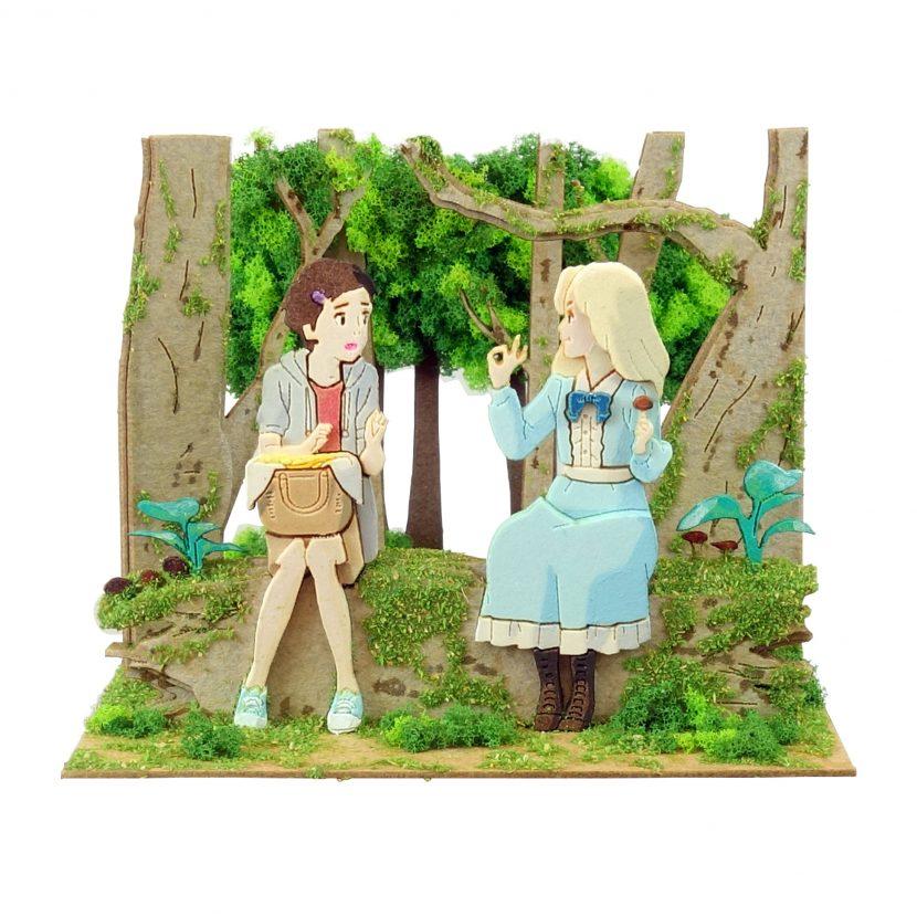 思い出のマーニー/きのこの森